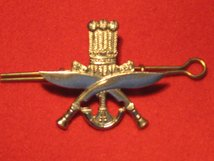 1ST GURKHA RIFLES KING GEORGE V OWN REGIMENT CAP BADGE