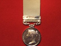 FULL SIZE ARMY OF INDIA MEDAL ASSYE CLASP MUSEUM STANDARD COPY MEDAL WITH RIBBON