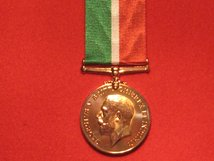 FULL SIZE MERCANTILE MARINE WAR MEDAL WW1 REPLACEMENT MEDAL