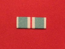 COMMEMORATIVE BAOR MEDAL RIBBON SEW ON BAR