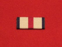 CONSPICUOUS GALLANTRY CROSS CGC MEDAL RIBBON SEW ON BAR