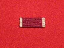 ARMY LSGC MEDAL RIBBON SEW ON BAR