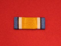 BRITISH WAR MEDAL WW1 MEDAL RIBBON SEW ON BAR