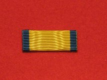 BALTIC MEDAL 1854 MEDAL RIBBON SEW ON BAR