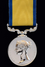 FULL SIZE BALTIC MEDAL 1854 REPLACEMENT MEDAL